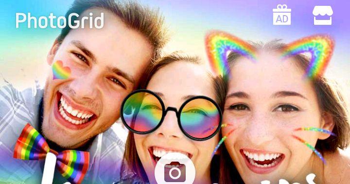 Η Νο 1 εφαρμογή κολάζ για κινητά για να δημιουργήστε υπέροχα κολάζ με τις φωτογραφίες σας. Περιλαμβάνει ένα εύχρηστο περιβάλλον με πλήθος προσχεδιασμένων πλεγμάτων καθιστώντας το Photo Grid ίσως τη καλύτερη εφαρμογή για κολάζ. Δημιουργείστε κολάζ ταπετσαρίες και άλμπουμ φωτογραφιών εύκολα και γρήγορα επεξεργαστείτε φωτογραφίες στο φωτογραφικό εργαστήριο και μοιραστείτε τις στο Instagram ή αλλού.