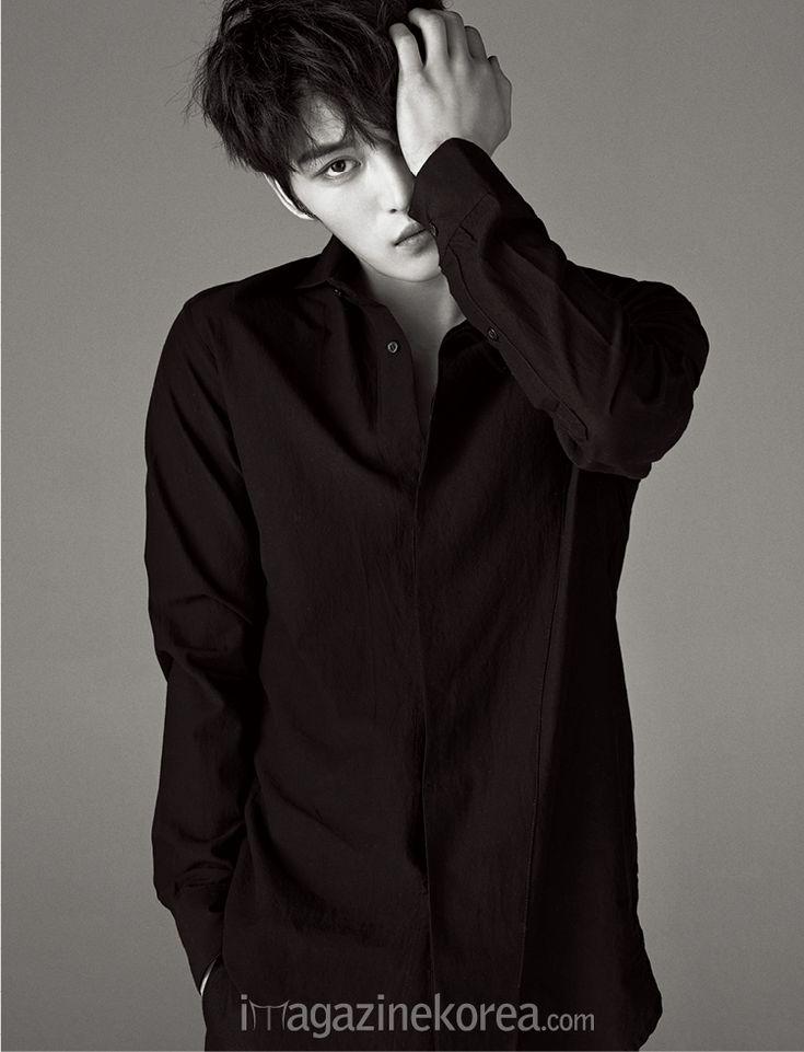 Jae Joong for Harper's Bazaar Magazine February Issue 2015