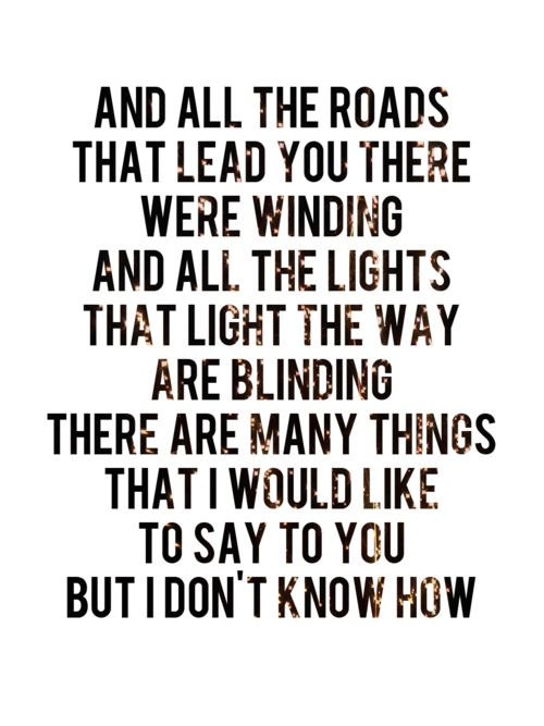 Feeling alive lyrics