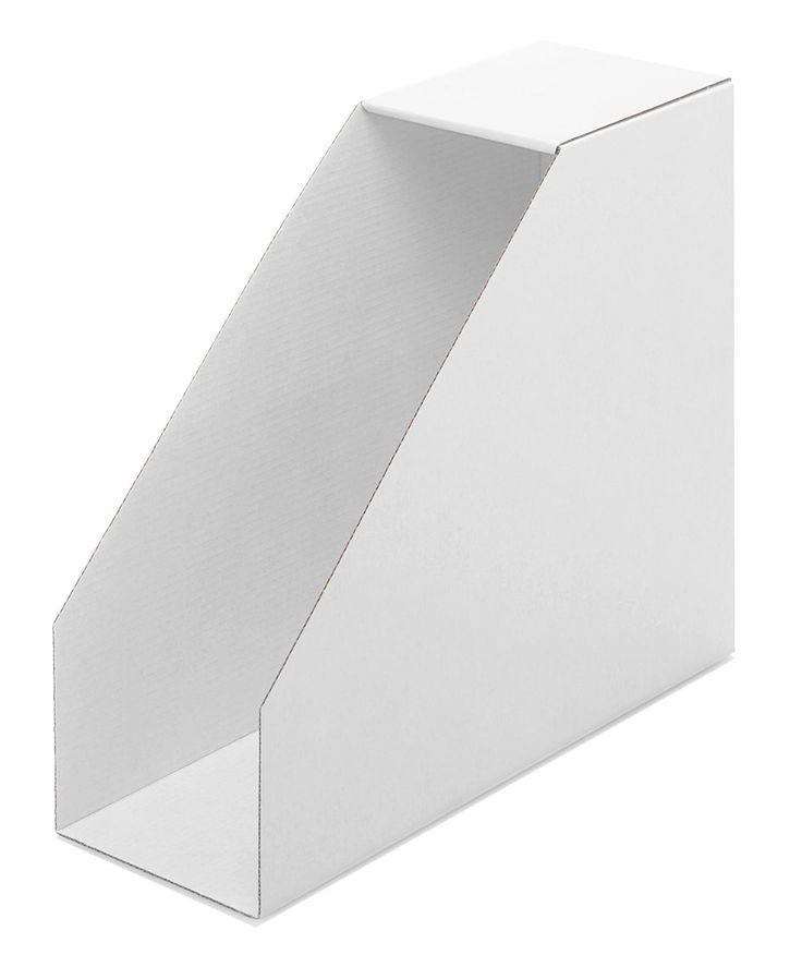 Classei Lateral-Box, weiß VE: 10, auch als Ablagebox verwendbar: Amazon.de: Bürobedarf & Schreibwaren