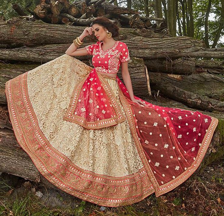 Image result for Marriage Lehenga: Crafted With Specification For Special Day