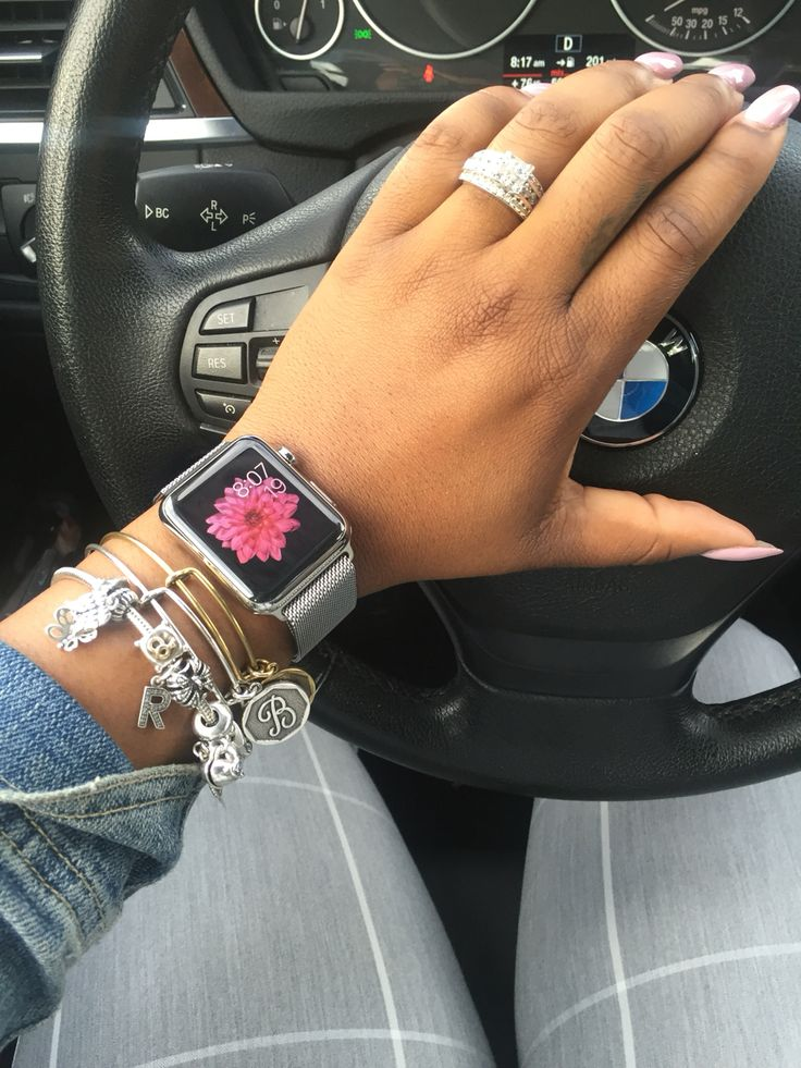 Apple Watch, Alex & Ani, Pandora, Arm Candy