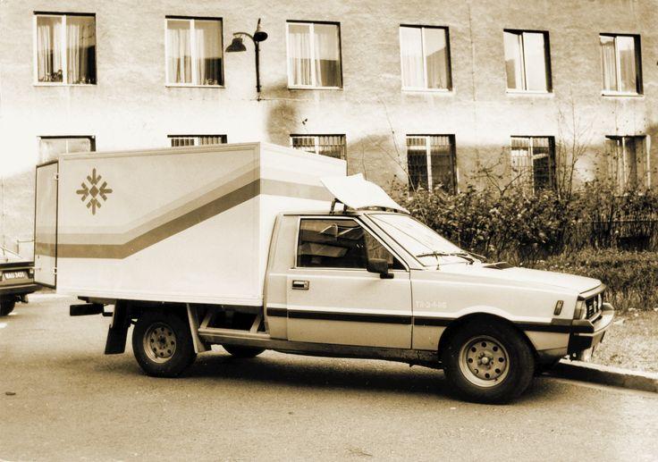 OG | FSO Polonez Van | Prototype