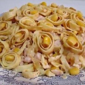 Удивительный салат-загад…