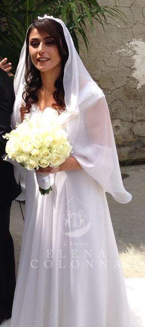 Moda sposa Napoli. Una tradizione di famiglia per l'abito da sposa sartoriale di Rosa | Elena Colonna Atelier
