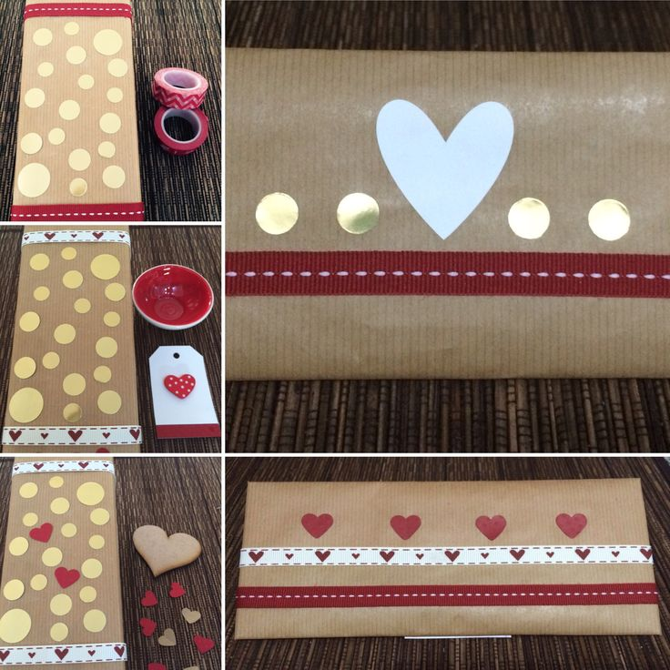 Round Robin Creations Gift wrapping ideas