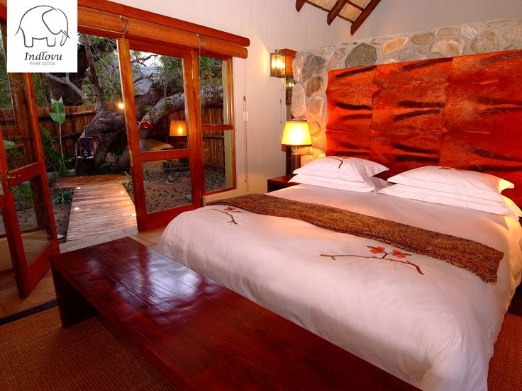 Perfect for a romantic getaway - Our João luxury suite sleeps two in an extra-length queen room with an outdoor shower. More info: http://ow.ly/kDHd30akpPF