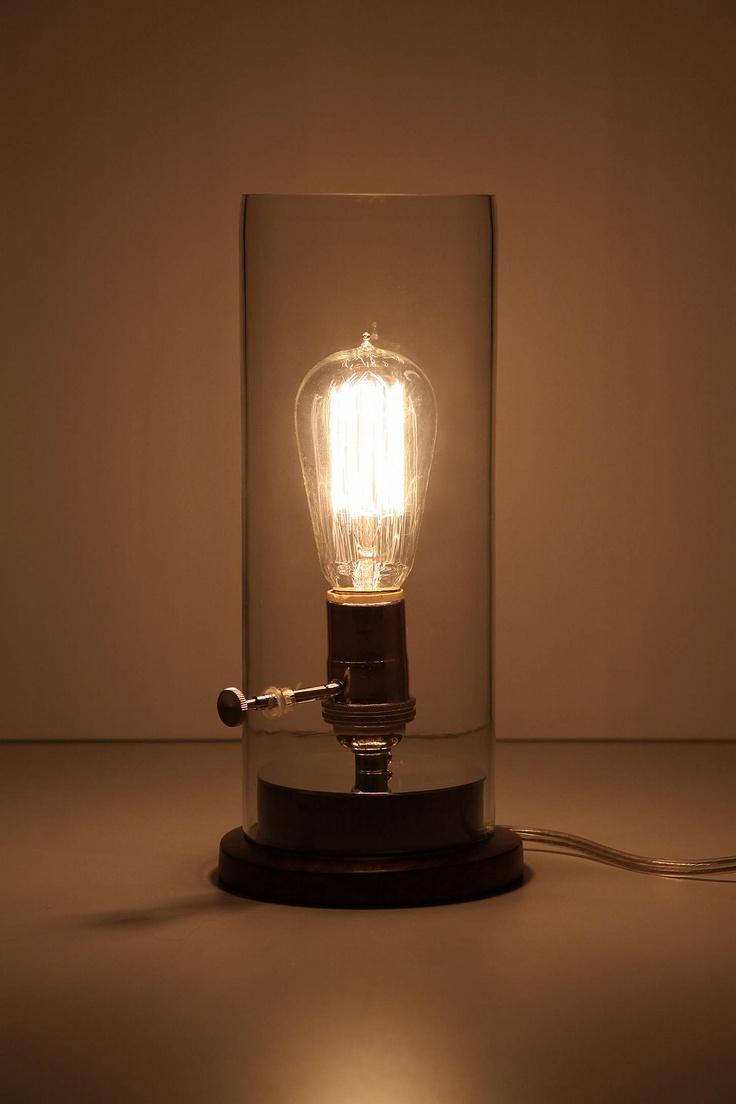 17 Best images about Lamps – Light Bulb Desk Lamp