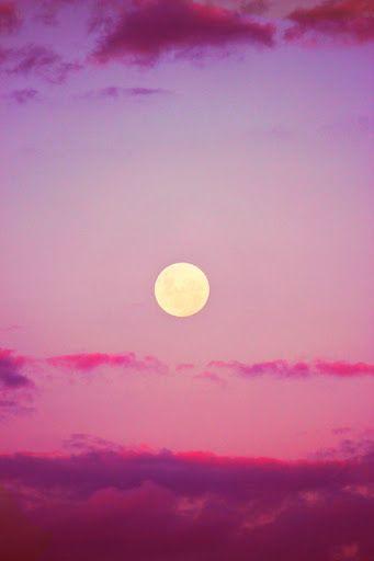 Même le ciel peut se parer de rose...