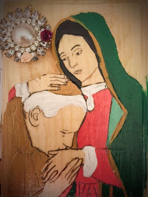 Our Lady of Guadalupe & Saint Pape John Paul II