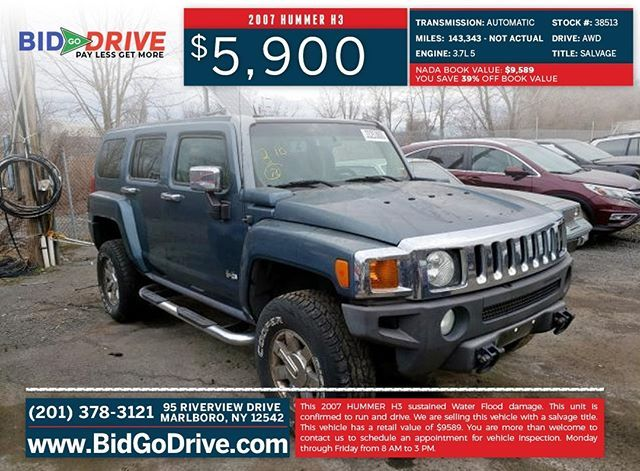 2007 Hummer H3 Click On The Link For More Information Http Bit Ly 2u0cc0u We Ship Worldwide Car Suv For Sale Chevrolet Malibu Jeep Wrangler For Sale