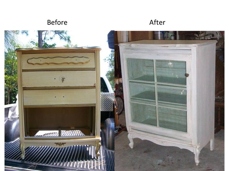 upcycled dresser: Crafty Recycle Up Cycle, Reuse Recycle Repurpose, Upcycle Repurpose Stuff, Upcycled Dressers, Furniture, Upcycled Stuff