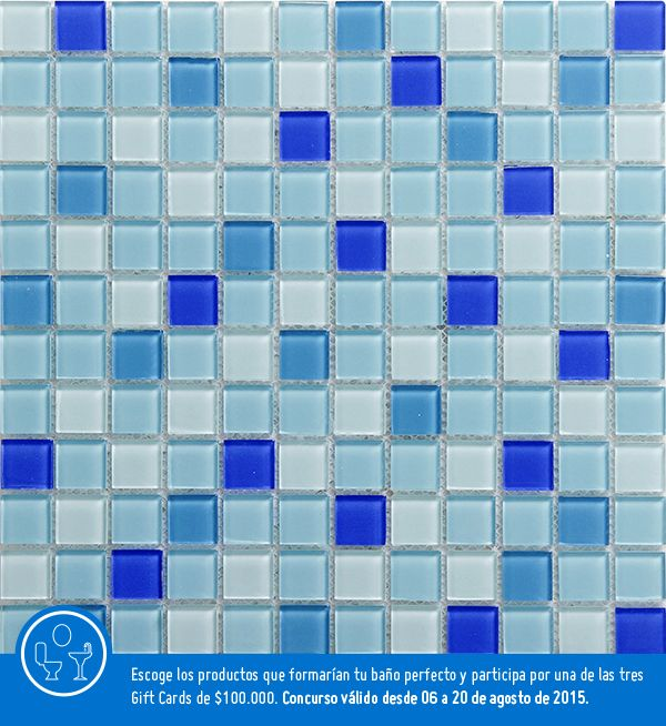 Dale vida a mis paredes de baño es más fácil con estas láminas que provocan un efecto visual perfecto en mi baño.