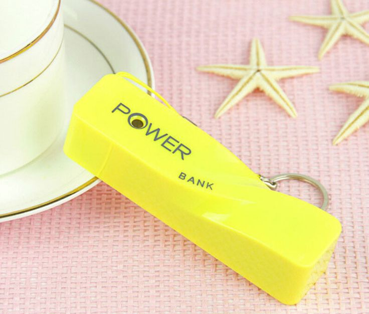 New 2015 2600mAh Portable External Battery Charger Power Bank Pack For iPhone Battery is not included