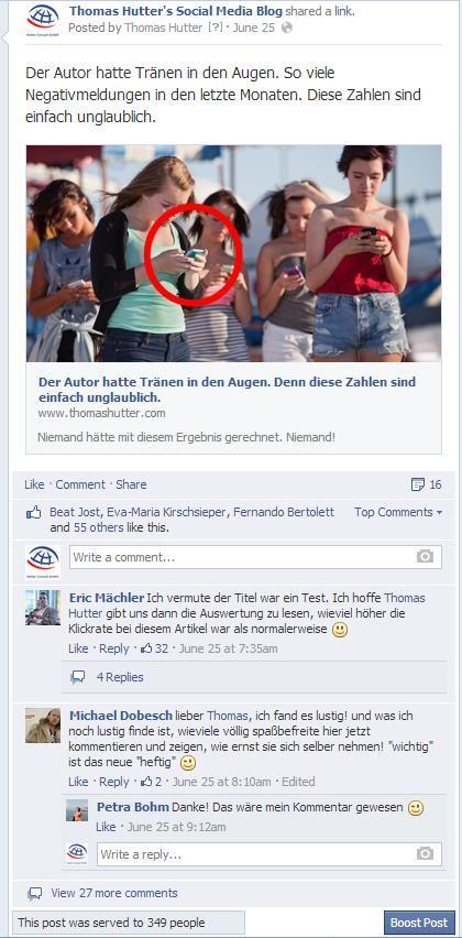 Facebook: Dauerbaustelle Page Insights – oder die Krux mit den Zahlen