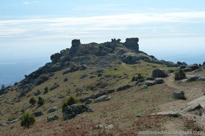 Tres Culturas: Castillo Templario de San Vicente