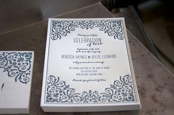 Wedding Invitations New Orleans: 34 Best Images About New Orleans Theme Party On Pinterest
