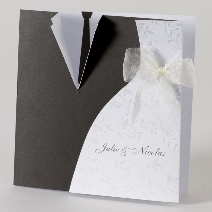 Favori 47 best Faire-part de mariage images on Pinterest | Invitations  RI04
