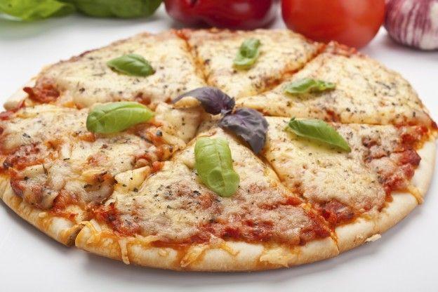 10 pizzas trop gourmandes à absolument essayer ! - Pizza margherita