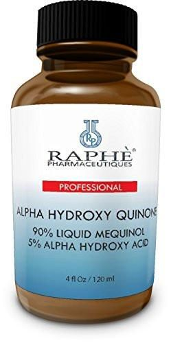Liquid Alpha Hydroxy Quinone 120ml Use in Creating Skin Bleaching Product or Enhancing the Effectiveness of Another Product