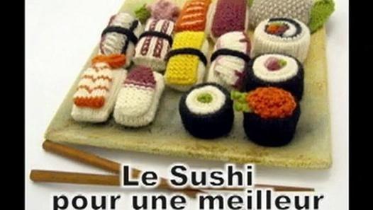 Le suhi pour être plus fertile ? La consommation de sushis serait bénéfique pour les spermatozoïdes ? (source metrofrance.com) La preuve par Erick BERNARD
