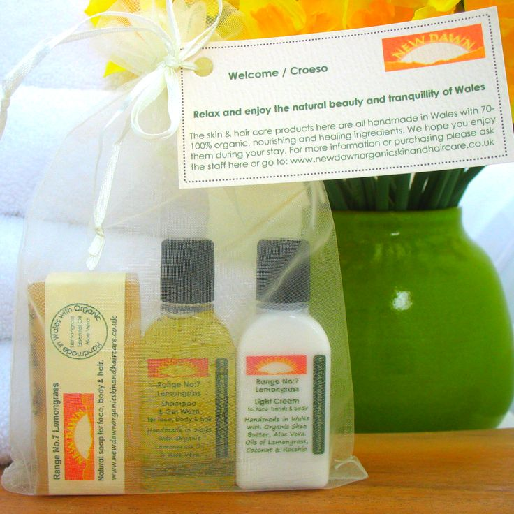 Guest Soap Lotion Shampoo Encourage Repeat Rentals By Making