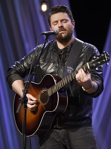 """Chris Young performs at the telethon for """"Dolly Parton's"""