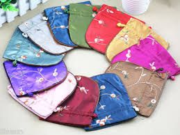 Image result for embroidered jewelry pouch