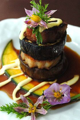 秋茄子とお肉のミルフィーユ by Sala [クックパッド] 簡単おいしいみんなのレシピが251万品