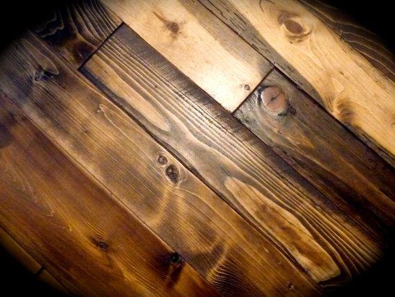 "Classic Pine Mix - Antique Reclaimed Hardwood Flooring - Solid Wood - 3/4"" - T"