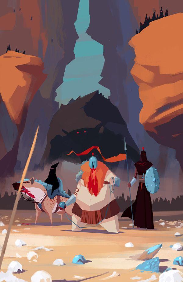 Vtc Game Design Character Development : Best digital art images on pinterest