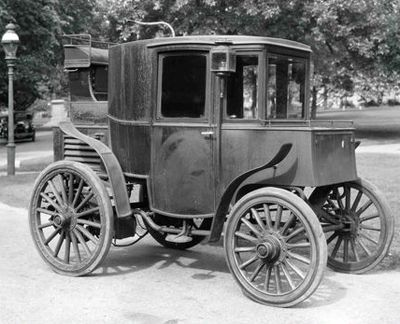 Best Antique Electric Cars Images On Pinterest Vintage Cars