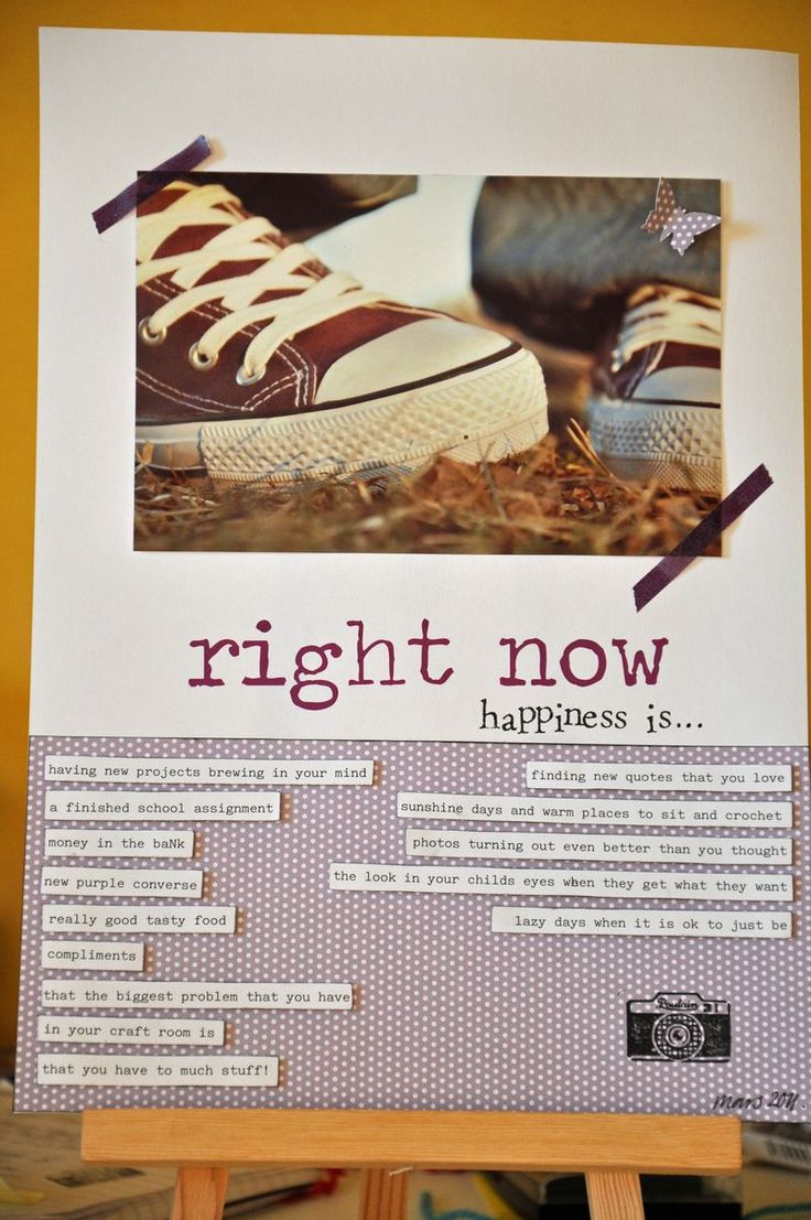 Assignments and competitions in scrapbooking: a selection of sites
