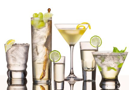 Find great mixed drinks from around the country on GAYOT's list of Top 10 Vodka Cocktails