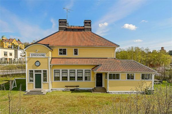 Property of the week: Stocksund, Danderyd The Local