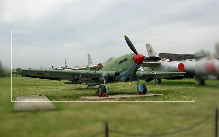 russian aircraft of ww2 | STRANGE RUSSIAN MILITARY AIRCRAFT - WWII FIGHTER