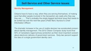 Public Service delivery - YouTube
