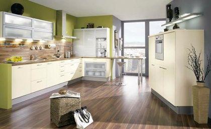 M s de 1000 ideas sobre habitaciones de color verde lim n - Paredes verde pistacho ...