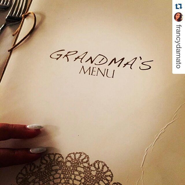 #Repost @francydamato with @repostapp ・・・ Have you tried our exciting NEW tastes at Grandma's Restaurant? #grandmas #restaurant #menu #newmenu #foodie #cuisine #mediterranean #greek #dining #liostasi #ios #iosgreece #cyclades https://www.instagram.com/grandmasrestaurant/