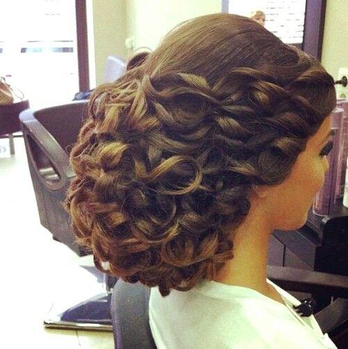 Terrific 1000 Images About Bridal Hair On Pinterest Short Hairstyles Gunalazisus