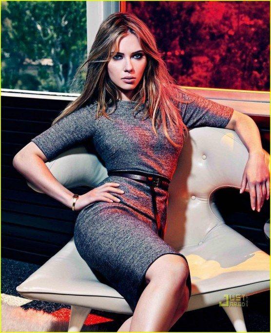 Scarlett Johansson Mango Ad Campaign Mango