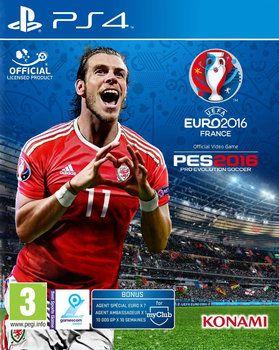 La version UEFA EURO 2016 (PS4) de PES au meilleur prix sur idealo.fr