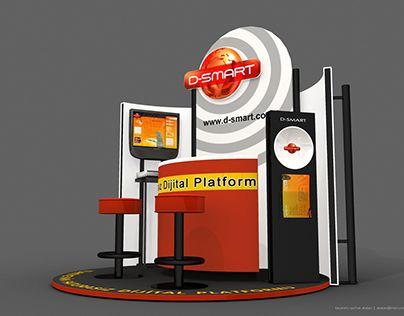 """""""D-SMART Avm Kiosk Tasarımı - Mall Kiosk Design v2"""" http://be.net/gallery/52288027/D-SMART-Avm-Kiosk-Tasarm-Mall-Kiosk-Design-v2"""