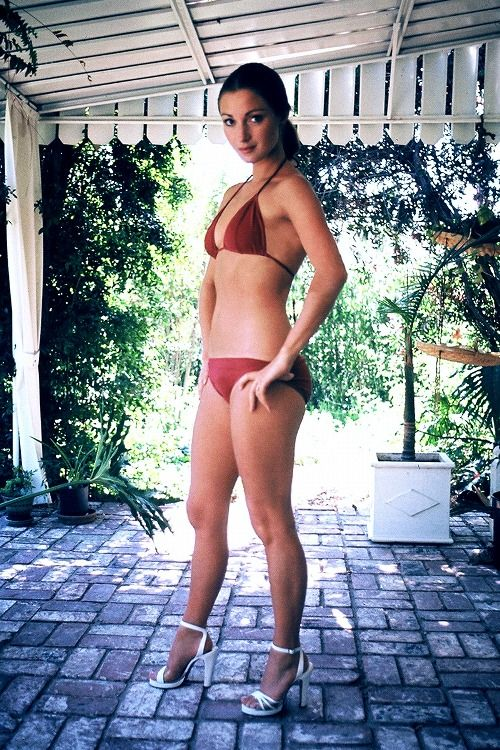 Perfect Bikini jane seymour whore with beautiful
