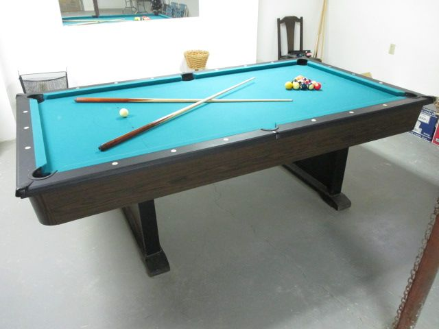4X8 3PC SLATE POOL TABLE Estate sale from classy Upper Hunt Club home – 114 Topley Crescent, Ottawa ON. Sale will take place Sunday, May 10th 2015, from 8am to 2pm. Visit www.sellmystuffcanada.com to view photos of all available items!