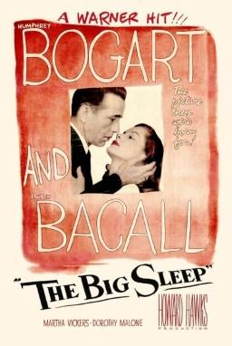 The Big Sleep movie poster in Best Movies of 1940-1949
