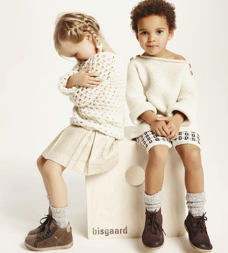 bisgaard + Guttestrikkeboka theo sweater. Crochet jumper by gudrun& gudrun