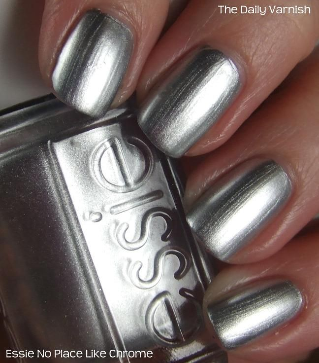 Essie Metallic Gold Nail Polish: How To Make Metallic Nail Polish Go On Smooth. Essie No