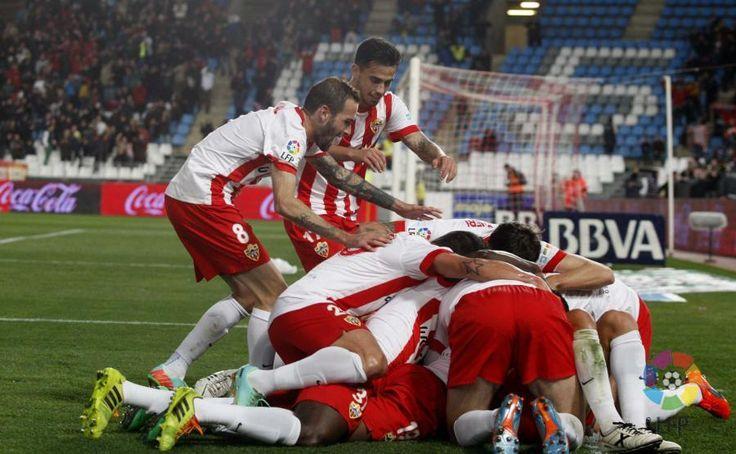 Nueva entrada en el blog: Temporada 2013-14 | Jornada 23 | Almería vs. At. Madrid