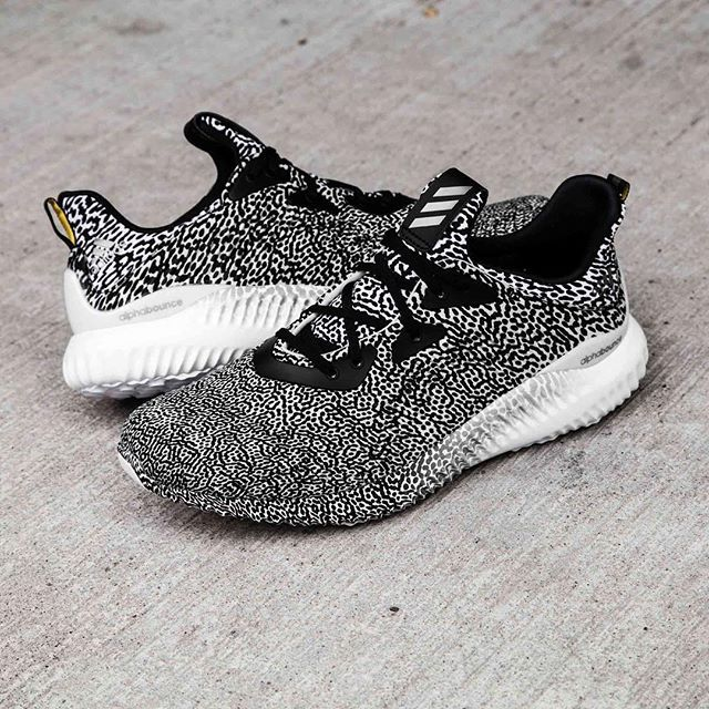 adidas Alpha bounce love these